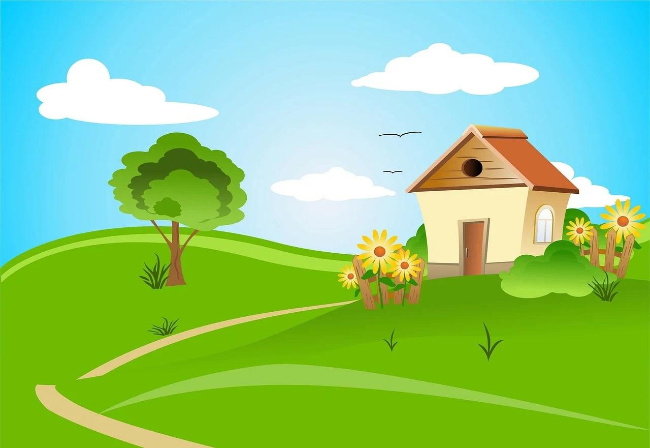 Obrázek domku