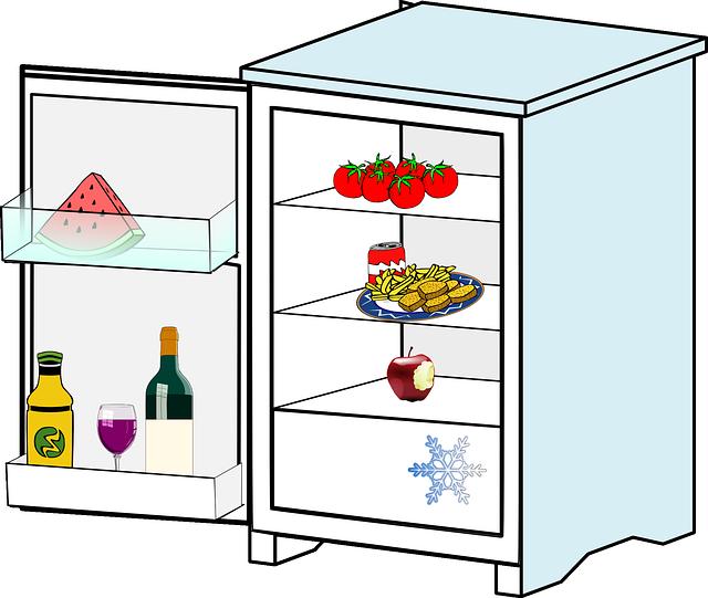 lednička s mrazáčkem
